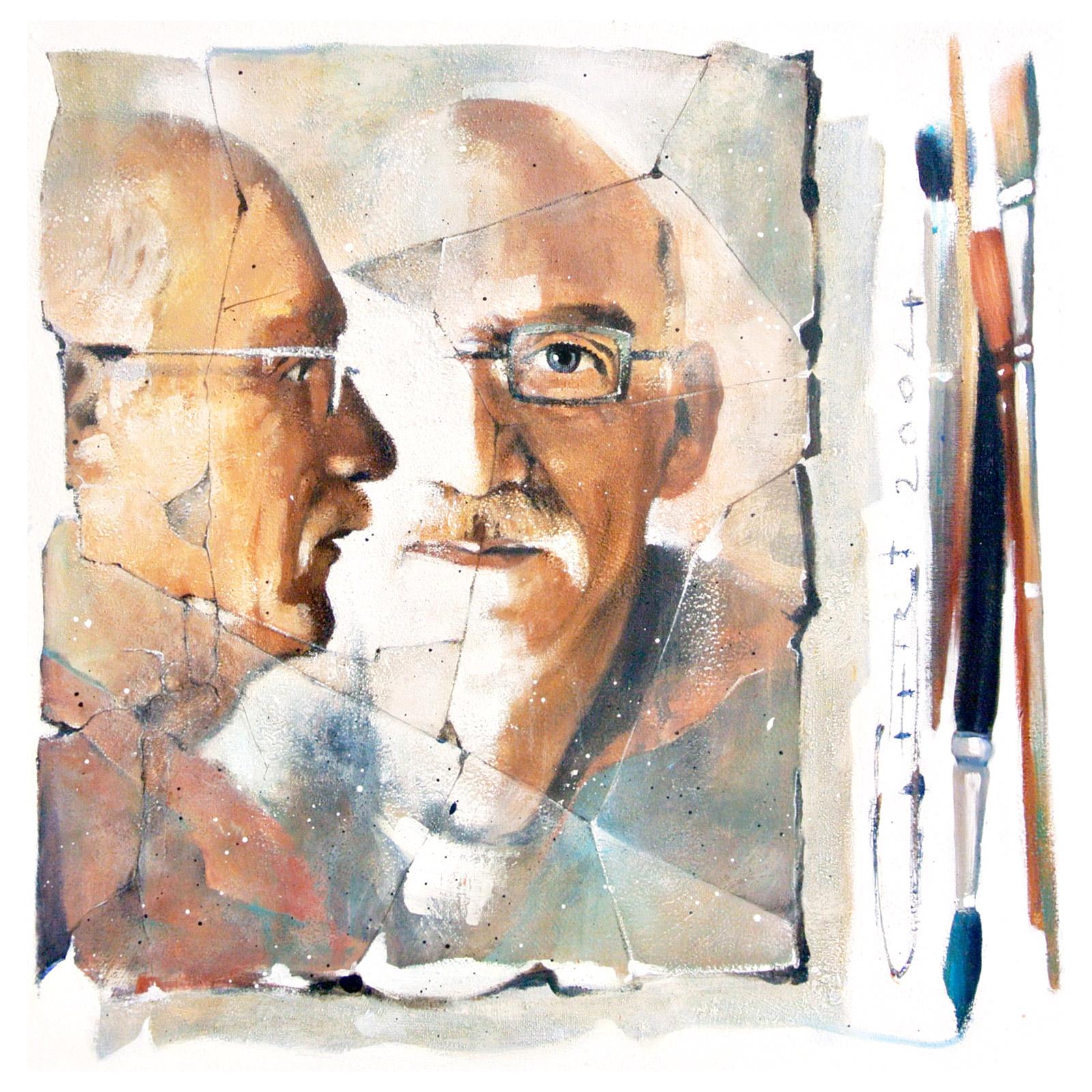Portret van Geert